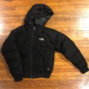 Black North Face Puffer